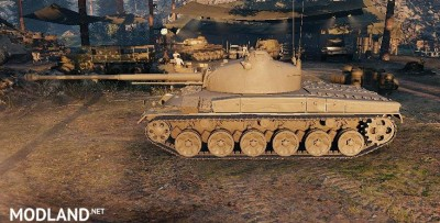 Pz. 58 Mutz [Without Camouflage] 1.0.1.1++ [1.0.1.1] - Direct Download image